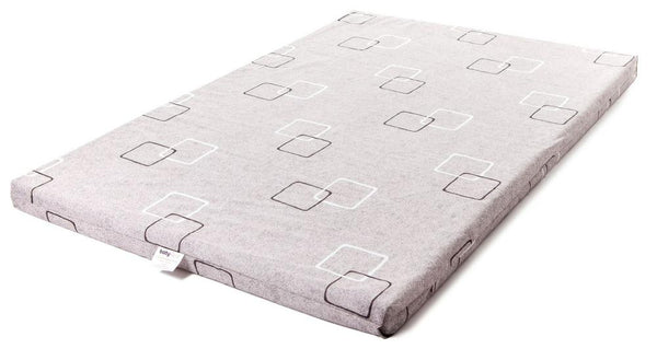 BabyRest All-Purpose Cotton Mattress (Fabric Style May Vary) - 1040 x 710 x 50mm 1040 x 710 x 50mm