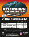 24 Hour Hearty Meal Kit