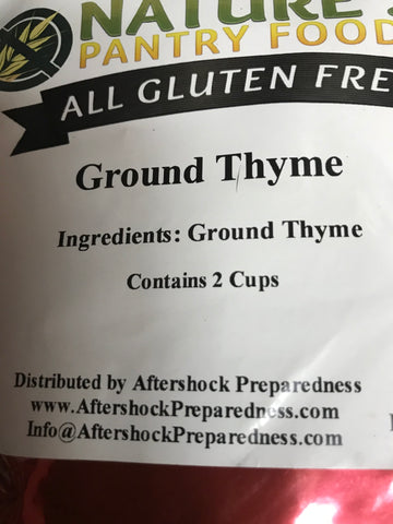 Thyme ( Ground)