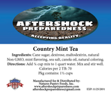 Country Mint Tea