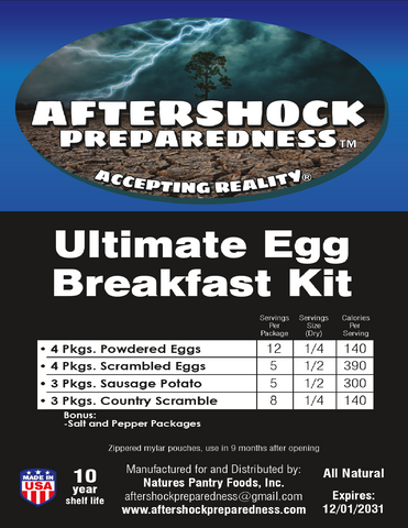 Ultimate Egg Breakfast Kit