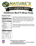 Southwest Beef N Bean Soup