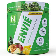 Nutrakey: Envie Greens Multi-Vitamin, vitamins, supplements - molecularevolutions