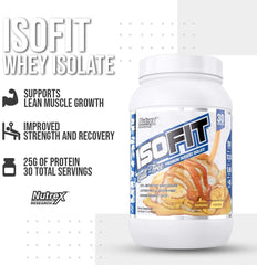 Nutrex Research: IsoFit, vitamins, supplements - molecularevolutions