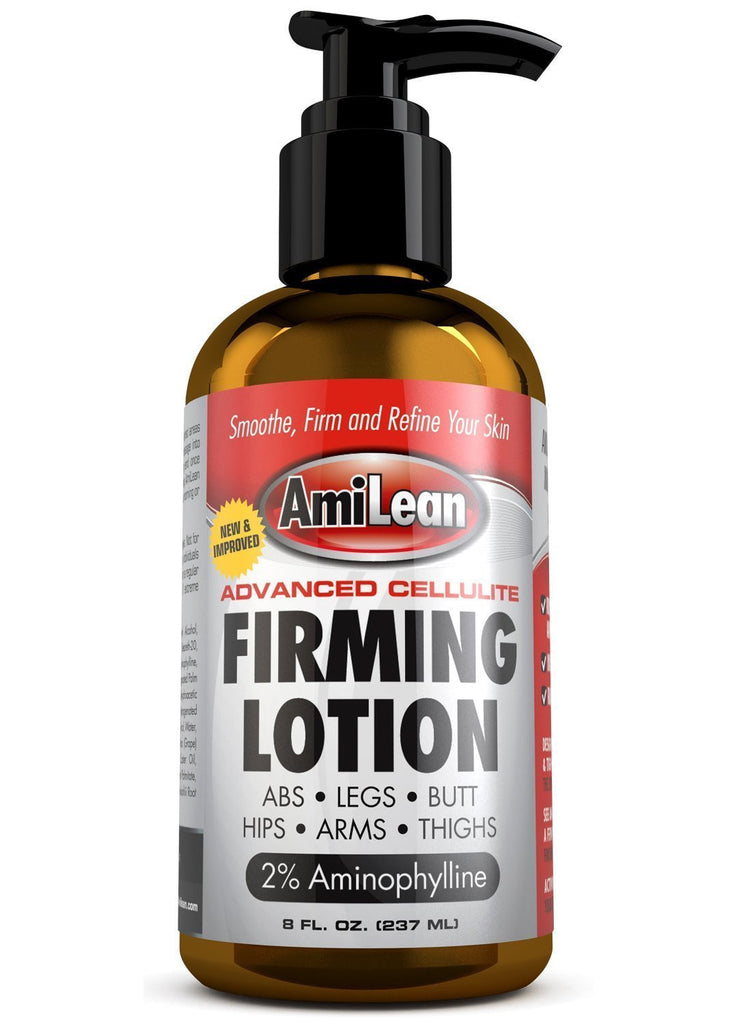 AmiLean Advanced Cellulite Firming Lotion (8 oz. Bottle), vitamins, supplements - molecularevolutions