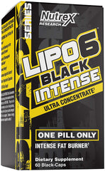 Nutrex: Lipo-6 Intense, vitamins, supplements - molecularevolutions