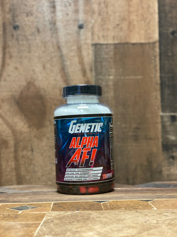 Genetic Labs: Alpha AF (120 Capsules), vitamins, supplements - molecularevolutions