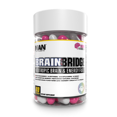 MAN Sports: Brainbridge Nootropic (80 Capsules)