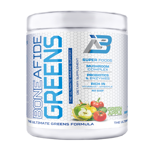 Boneafide Greens, vitamins, supplements - molecularevolutions