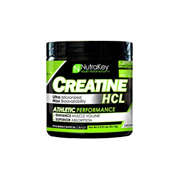 Nutrakey: Creatine HCL, vitamins, supplements - molecularevolutions