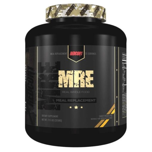 RedCon1: MRE Meal Replacement, vitamins, supplements - molecularevolutions