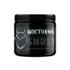 Nocturnal Labz: Nocturnal Shred (Powder), vitamins, supplements - molecularevolutions.