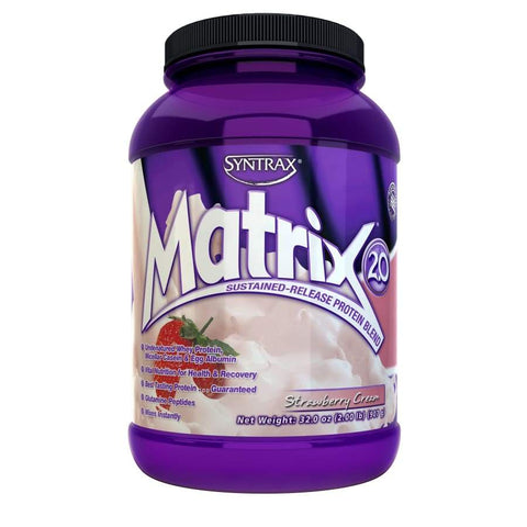 Syntrax: Matrix, vitamins, supplements - molecularevolutions