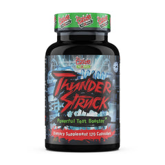Psycho Pharma: Thunderstuck Testosterone Enhancer (120 Capsules), vitamins, supplements - molecularevolutions