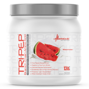 Metabolic Nutrition: Tri-Pep BCAA, vitamins, supplements - molecularevolutions