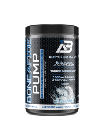 Boneafide Pump Nitric Oxide, vitamins, supplements - molecularevolutions