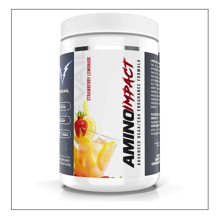 I Prevail Supplements: Amino Impact BCAA/EAA Complex, vitamins, supplements - molecularevolutions.
