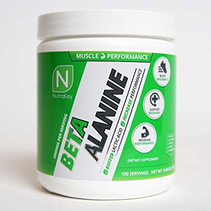 Nutrakey: Beta Alanine, vitamins, supplements - molecularevolutions