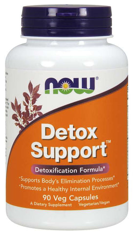 NOW Foods: Detox Support (90 Veg. Caps), vitamins, supplements - molecularevolutions.