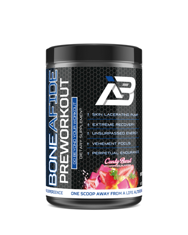 Boneafide Pre-Workout, vitamins, supplements - molecularevolutions