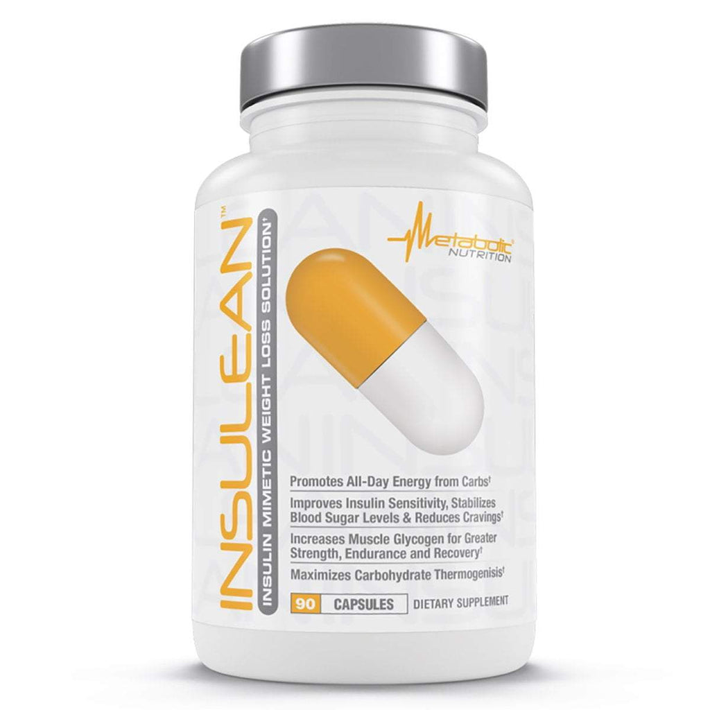 Metabolic Nutrition: Insulean (30 Caps), vitamins, supplements - molecularevolutions