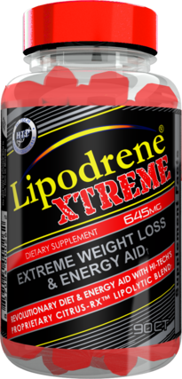 Hi- Tech Pharmaceuticals: Lipordrene Xtreme (90 Tabs), vitamins, supplements - molecularevolutions
