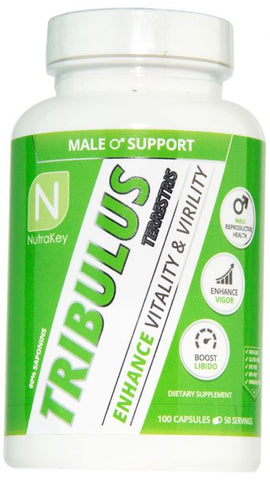 Nutrakey: Tribulus (100 Capsules), vitamins, supplements - molecularevolutions