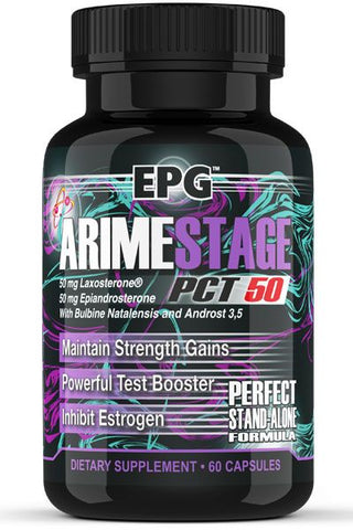 EPG: Arimestage PCT 50 (60 Caps), vitamins, supplements - molecularevolutions