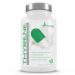 Metabolic Nutrition: Thyrene (45 Caps), vitamins, supplements - molecularevolutions