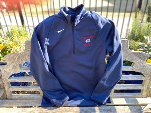 Nike Therma 1/4 Zip Men's Pullover