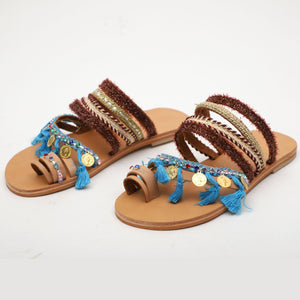 Bohemia Style Summer Casual Sandals herhershoes