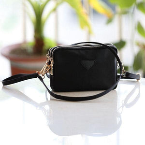 Water Resistant Multi-slot Clutch Bag Nylon Mini Crossbody Bag herhershoes