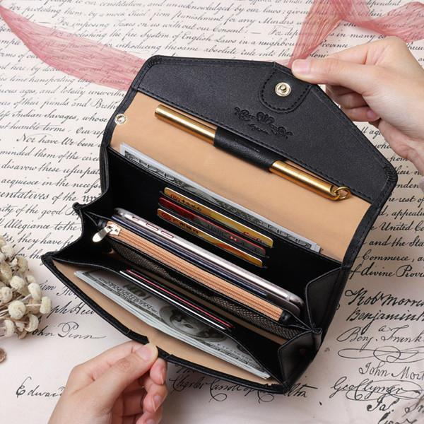 Travel Passport Bag Storage Bag 6inch Phone Bag Card Holder Wallet herhershoes