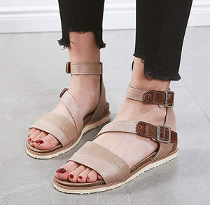 2019 New Women Roman Sandals herhershoes