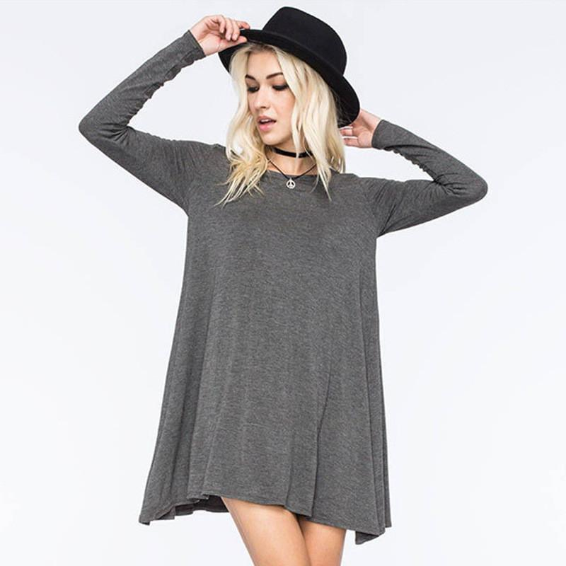 Arda - Long-Sleeve Dress herhershoes