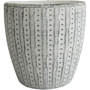 Planter Dotted Tribal