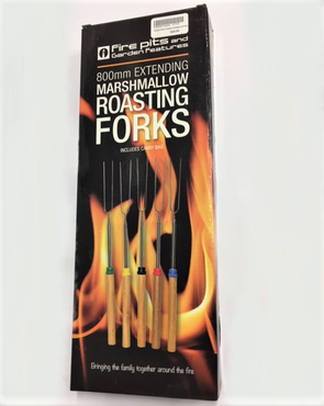 Roasting Forks Set of 5