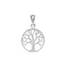 Round Tree of Life 2.5cm Pendant Only