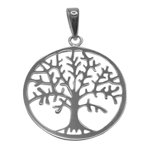 Tree of Life 2.5cm Pendant Only