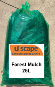 Uscape's Forest Mulch 25L