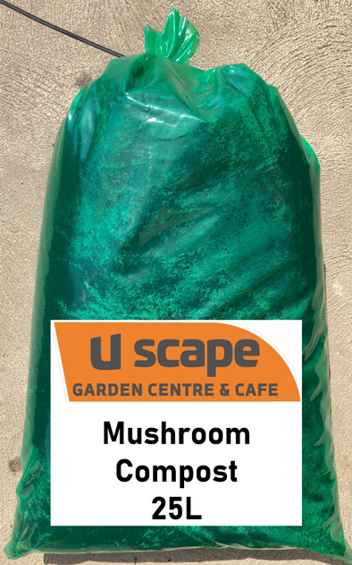 Uscape's Mushroom Compost 25L