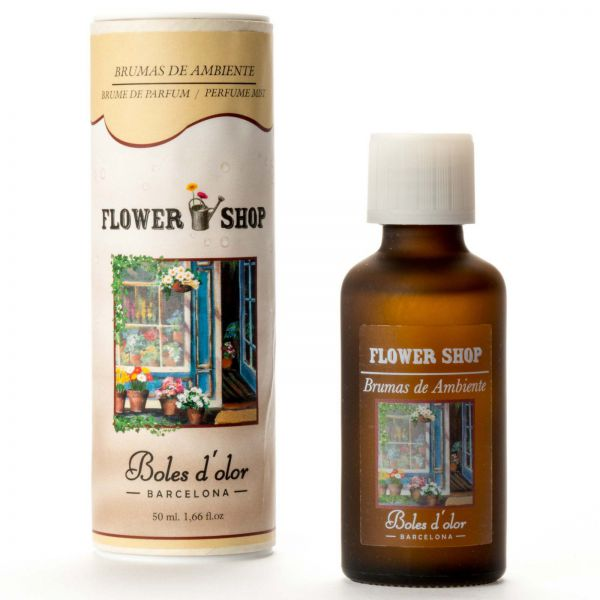 Flower Shop - Bruma de Ambiente 50 ml.