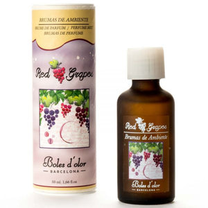 Red Grapes - Bruma de Ambiente 50 ml.