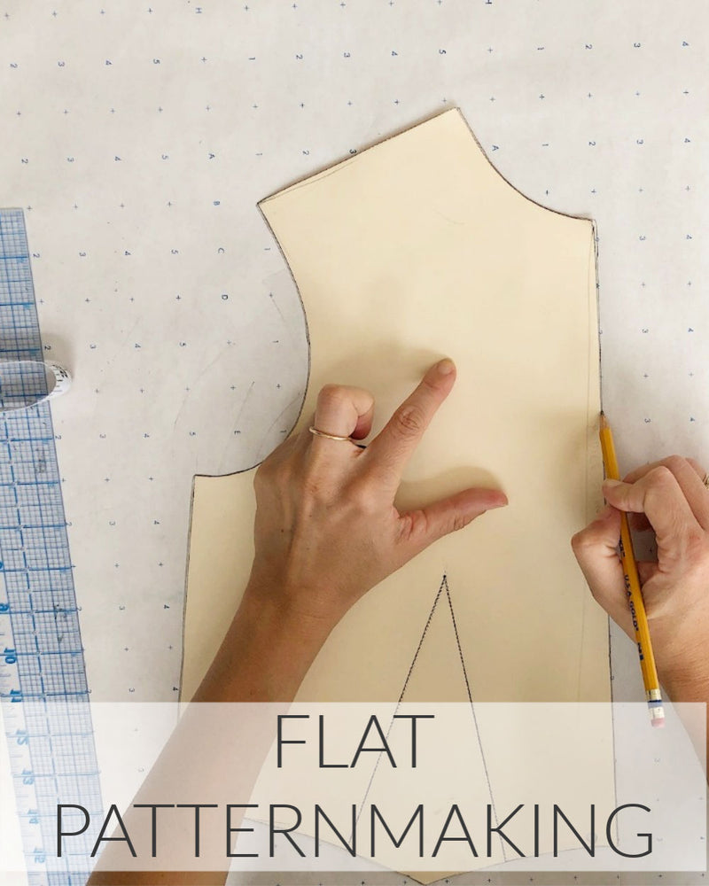 Flat Patternmaking // Starts Apr 8