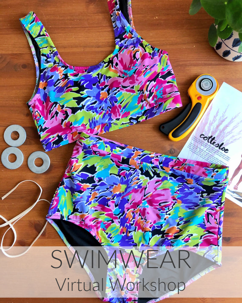 Virtual Swimwear Workshop