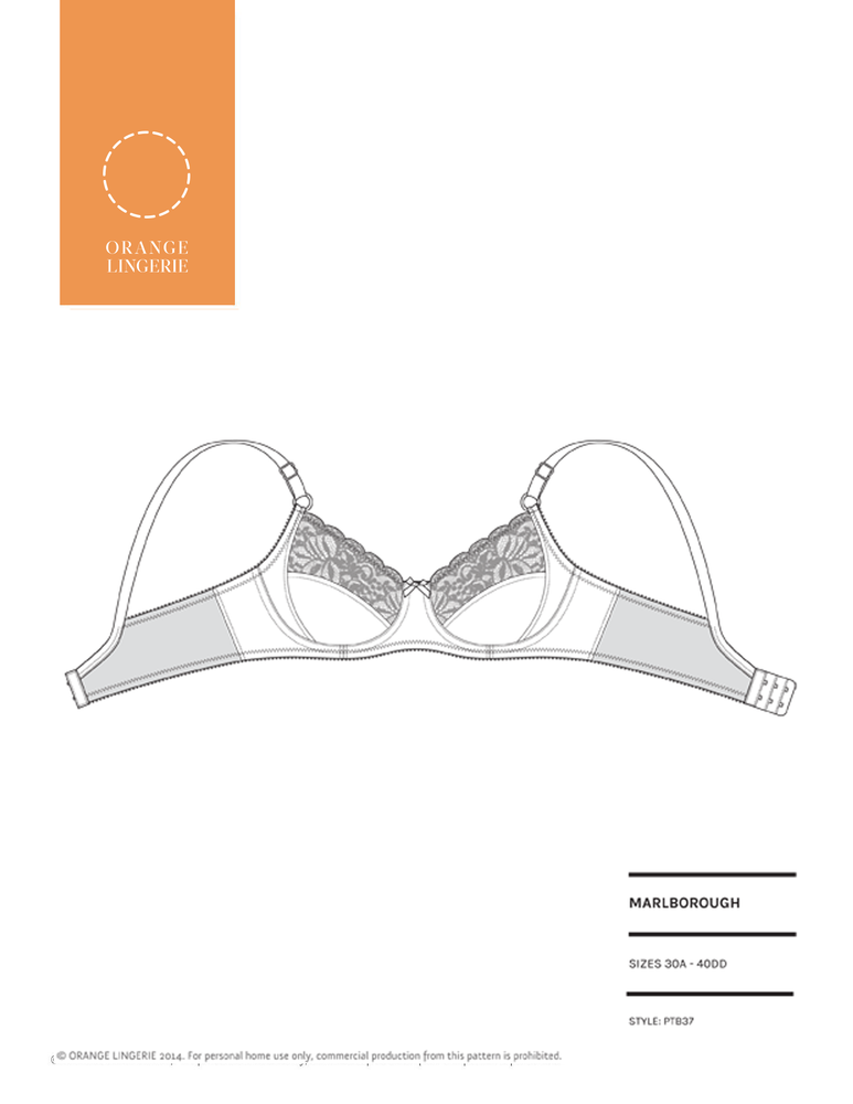 Underwire Bra // 1 Day // May 15