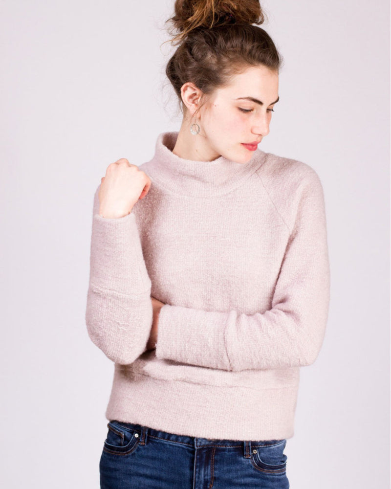 Sewing Knits: Toaster Sweater // 1 Day // March 7