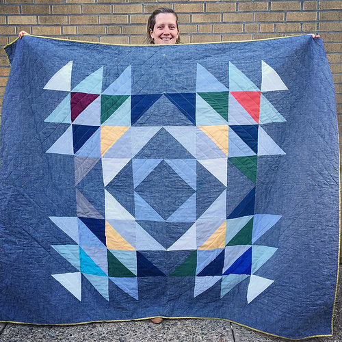 Quilting // 6 Weeks // Starts Jan 8