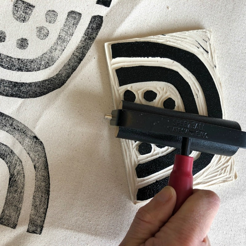 Block Printing Workshop // 1 Day // Jun 29