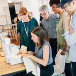 Serger Basics // 1 Day // Oct 12